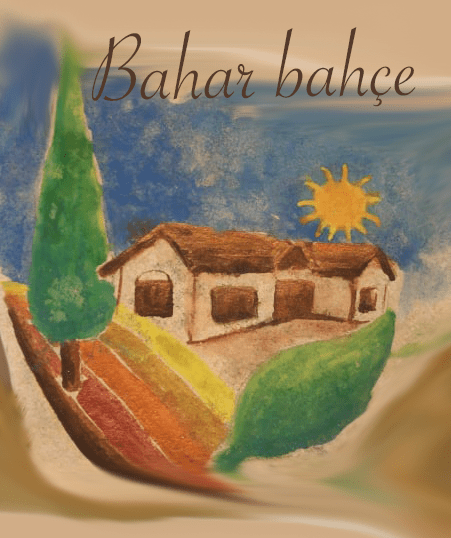 Bahar explained us how he started his ecotourism project