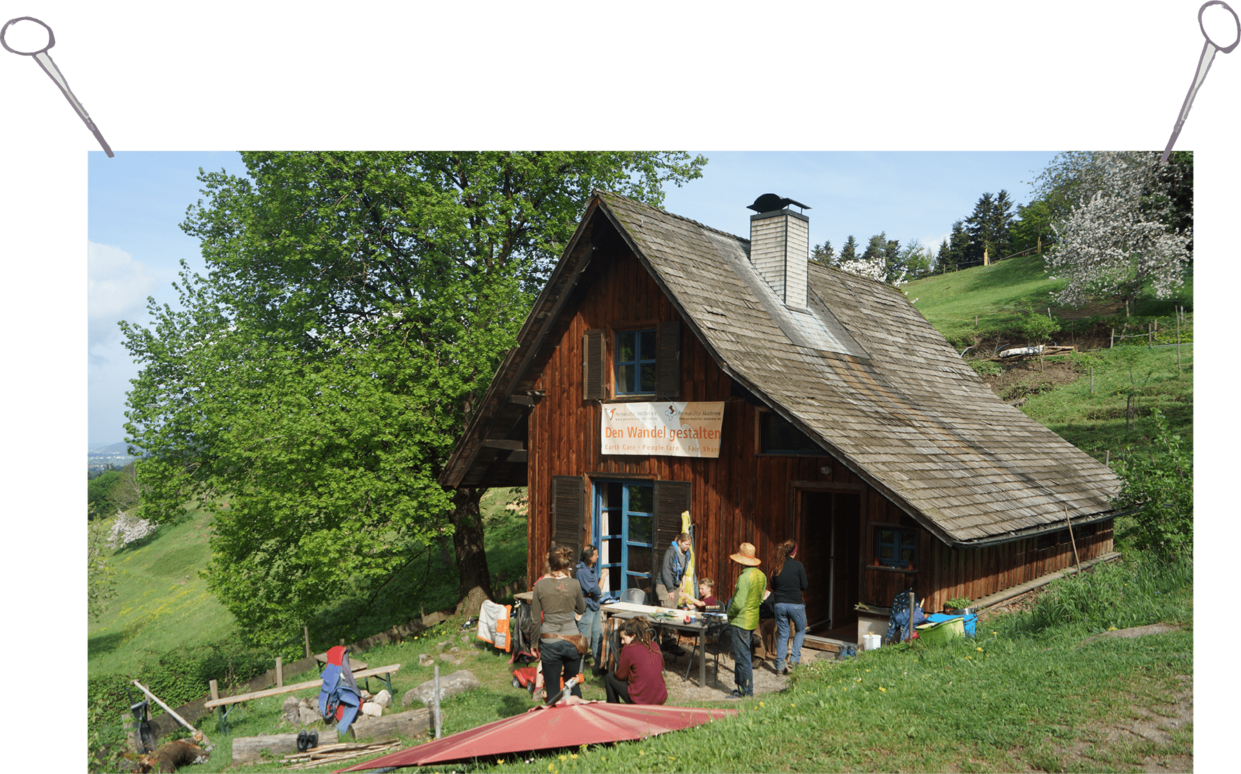 The Häuslemaierhof is a farm located in the municipality       of Buchenbach not far from Freiburg.